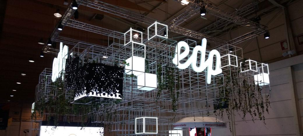 Stand EDP na Websummit 2017