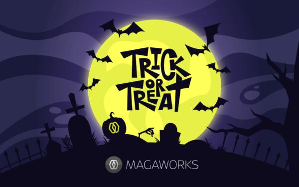 Desktop MAGAWORKS, para um Halloween criativo
