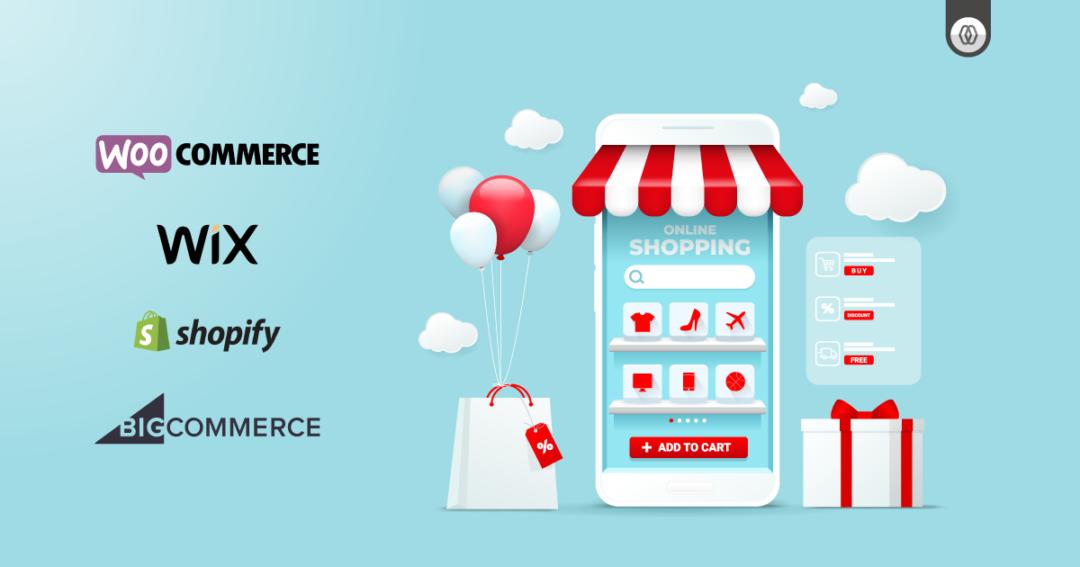 Plataformas para criar uma loja online