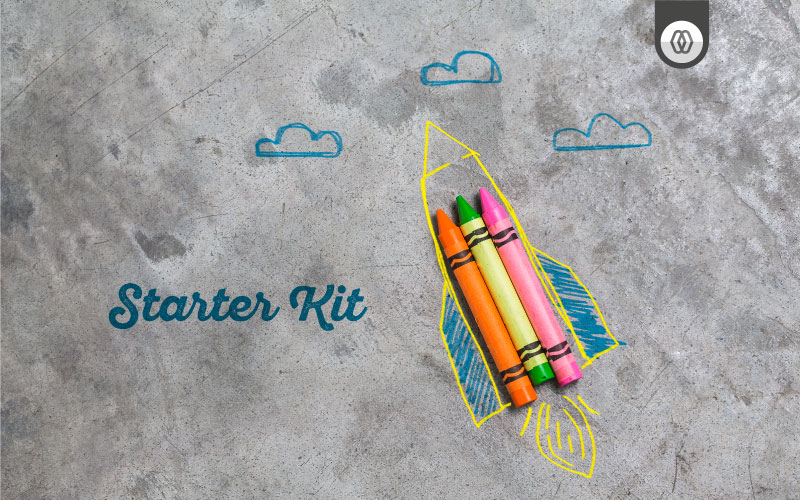 Starter Kit: Como criar o seu primeiro website