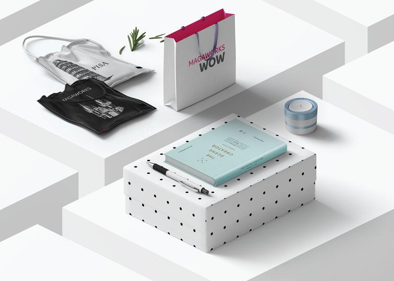 Soluções de packaging: Sacos e caixas