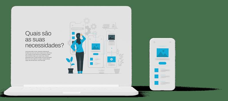 Site em WordPress: design à medida ou tema